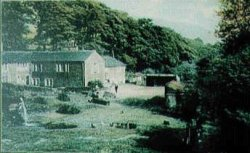 Shibden Mill Inn, Halifax, 1900