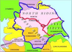 Ridings of Yorkshire