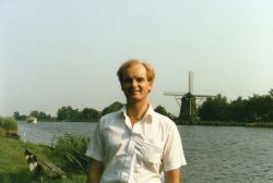 Holdsworth, in Holland, 1986