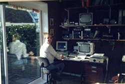 David Holdsworth, in his study, 1986