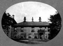 Shaw Lodge, Halifax, 1913