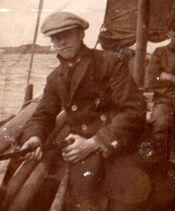 K? Homfray, Filey 1912
