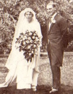 George Bertram Holdsworth, Mabel Highley wedding, 3 June 1919
