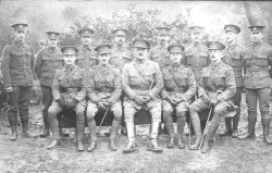 No.3 Company, 3rd West Yorkshire Regiment