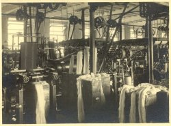 Drawing Slivers of Wool at Shaw Lodge Mills, Halifax, 1933