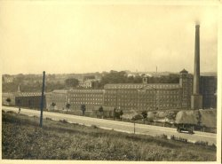 Shaw Lodge Mills, Halifax, 1933