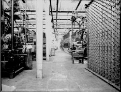 The main weaving shed 1973