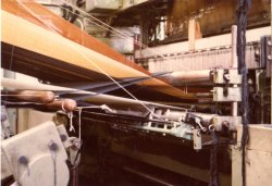 Mertens and Fröhwein Plush Loom, John Holdsworth & Co Ltd, Halifax 1979