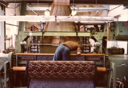 Mertens and Fröhwein Plush Loom Weaving, John Holdsworth & Co Ltd, Halifax 1979