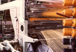 SACM Loom at Holdsworths, 1979