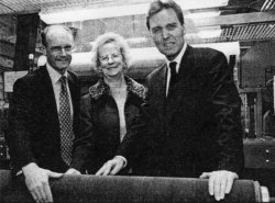 Minister visit to John Holdsworth & Co Ltd, 8 Feb 1999