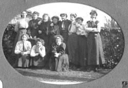 Felixstowe Girls' School, c1910