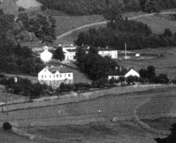 Scargill and Cottages 1953