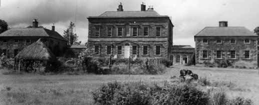Bellinter House, Bellinter Park, 1956