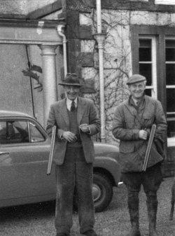 Shooting Walk-Round at Scargill, 1957