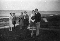 At Bettystown, 1959