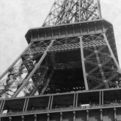 The Eiffel Tower, 1959
