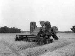 Michael Holdsworth Combining at Bellinter Park, 1959