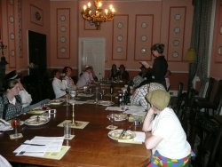 Murder Mystery Night at Buckland House, 1 Sep 2008