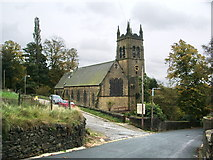 SE0624 : St John's Church, Warley by Alexander P Kapp