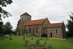 All Saints', Ashwicken