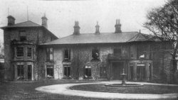 Shaw Lodge, Halifax 1917