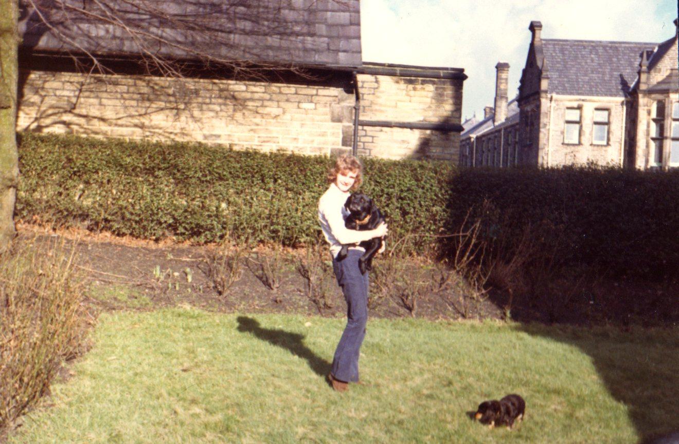 Land Rover Halifax >> Holdsworth - History - Photographs 'DWH 1972' of David ...
